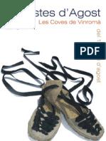 PFA 2011_Salutació_Pregó_Croquis_Flaixos_Adreces