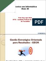 Aula  11_Planejamento Estratégico_GEOR