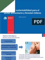 Presentacion de Sostenibilidad Agrícola en Chile