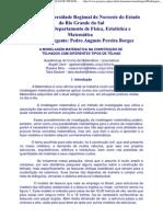 A MODELAGEM MATEMÁTICA NA CONSTRUÇÃO DE TELHADOS COM DIFERENTES TIPOS DE TELHAS