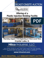 Dana Molded Products Webcast/Onsite Auction Brochure