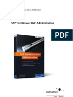 Sappress Netweaver Bw Administration