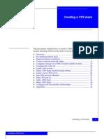 Configure CIFS NaviExpress