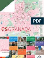 Plano Oficial Granada