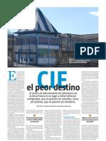 Centro de Internamiento de Extranjeros (CIE), el peor destino