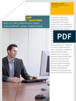 Starter Kits for SAP Business Objects Solutions