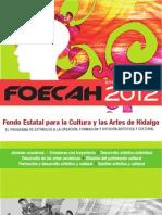 Convocatoria_FOECAH_2012