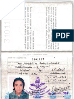 Passport Prabesh