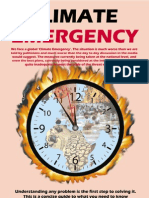 Climate Emergency pamphlet