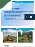 Kehidupan Sosial Ekonomi Manusia Purba Di Indonesia