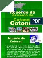 Acuerdo de Cotonou