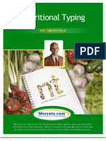 Dr Mercola - Nutritional-Typing