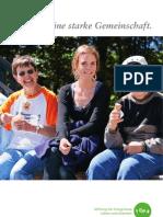Stiftung Silea, Imagebroschüre