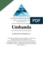UMBANDA- ÚNICARELIGIÃOAUTENTICAMENTEBRASILEIRA - EduardoParra