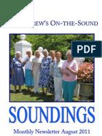 Soundings August 2011
