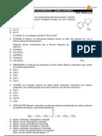 Quimica Organica - Lista de Exercicios 2