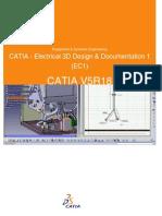 CATIA - Electrical 3D Design & Documentation 1 (EC1)