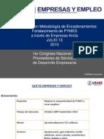 E&E Congreso INDE