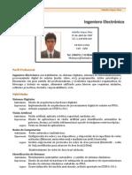 1 Adolfo Hoyos  Ingeniero Electrónico