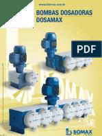 Catálogo bombas dosadoras (DOSAMAX)