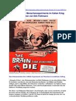 Mengeles Erben - Menschenexperimente Im Kalten Krieg