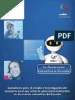 La Generación Interactiva en Ecuador