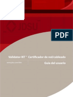Manual ValidatorNT NT955 TU9862-1 RevD ES