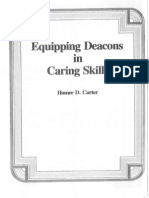 Equipping Deacons in Caring Skills