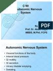 C 60 the Autonomic Nervous System