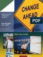 Rick Von Feldt - The 2020 Workplace