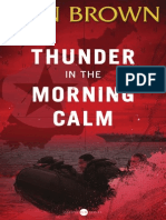 Thunder in the Morning Calm by Don Brown, Excerpt