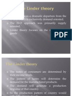 The Linder Theory