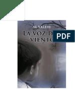 Al Valeri - La Voz Del Viento - Primera Edicion 2011 - Libro Gratis (1)