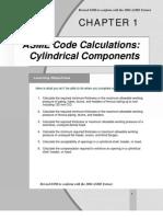 ASME Code Calculations