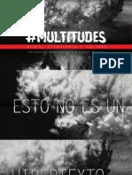 Catalogo exposición #Multitudes