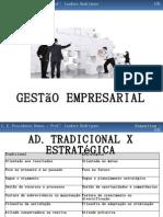 Gestão empresarial - Aula 01 - Conceitos e Trabalho
