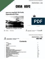 Cbsa Mv Sun Sea Plan
