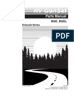 BGE Parts Manual