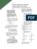 Evaluación por competencias funciones