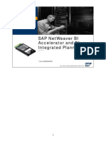 SAP NetWeaver BI Accelerator and BI Integrated Planning