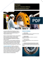 ABB LEAP - Informativo Diagnóstico Motores & Geradores Elétricos (Agosto 2011)