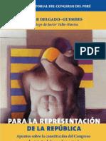 CDG - Para la representación de la república
