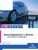 Catalogo Sachs Amortiguadores PC 2009
