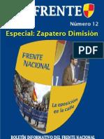 DE FRENTE nº 12