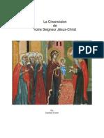 La Circoncision de Jésus Christ