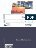 Country Presentation Paraguay - 2011 RDX[1]