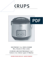 Krups.rice.Cooker.manual