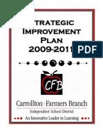 2010-2011 Strategic Improvement Plan