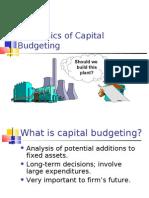 Capital Budgeting (2)
