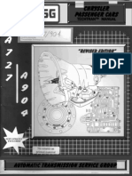 a727 - A904 Techtran Manual